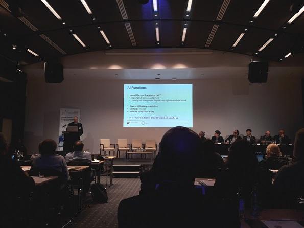ELRC konferencija Briuselyje